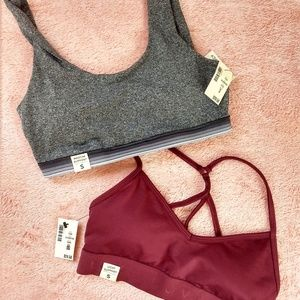 LIVE LOVE DREAM- SPORTS BRAS SMALL